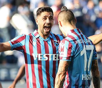 Kasımpaşa 0-1 Trabzonspor (Maçın özeti)