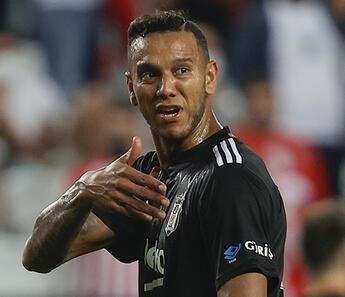 """Josef de Souza: """"Biz Beşiktaş'ız, bunu gösterdik"""""""