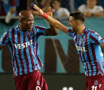 Trabzonspor'da Nwakaeme ve Bakasetas fırtınası! 14 takıma bedel...
