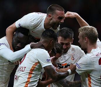 Galatasaray'da Berkan Kutlu'dan maç sonu 'yaş ortalaması' yorumu! 'Doğru değil!'