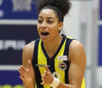 Fenerbahçe, Bria Hartley'i transfer etti