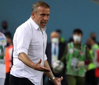 Trabzonspor'da beraberlik serisi!
