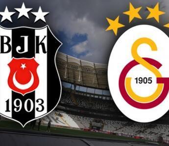 Beşiktaş-Galatasaray derbisi 25 Ekim Pazartesi