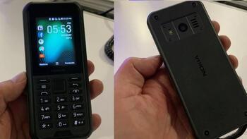 Nokia'dan darbelere karşı koyan zırhlı telefon