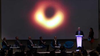 Kara deliğin fotoğrafını yayımlayan ekibe 3 milyon dolarlık ödül