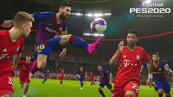 eFootball PES 2020 satışa çıktı