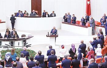 Milli mutabakat meclisi haykırdı