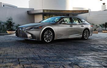 İşte 2018 Lexus LS!