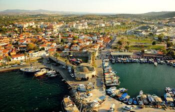 Ege'de kışın en huzurlu sığınağı! Türkiye'nin ilk sakin şehri olarak biliniyor...