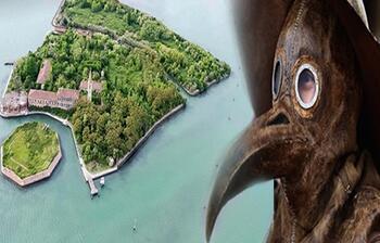 Buraya gitmek cesaret istiyor! 'Ölüm Adası' olarak biliniyor...