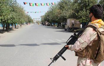 Afganistan'da savcı öldürüldü