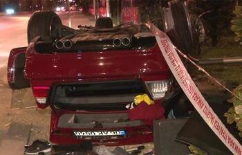 Başkent'te feci kaza: Ölü ve yaralılar var