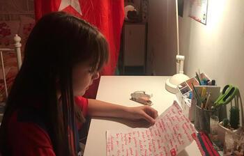 Mehmetçik'e Almanya'dan mektup var