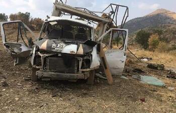 PKK, orman işçilerine saldırdı: 6 yaralı