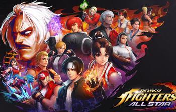 The King of Fighters ALLSTAR dünya ile aynı anda Türkiye'de yayında
