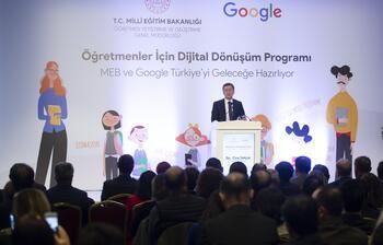 Öğretmenlere 'Dijital Dönüşüm Programı'