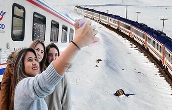 İşte Doğu Ekspresi ile iki günde Kars'ta gezilecek yerler rehberi! 58 TL'ye masalsı yolcuk...