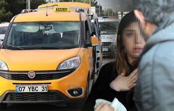 Polis kilometrelerce taksiyi kovaladı! 3 kişi gözaltında
