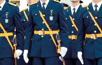 O subaylara rütbe müjdesi
