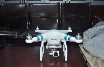Suriye'ye kargoyla drone uçurdular!