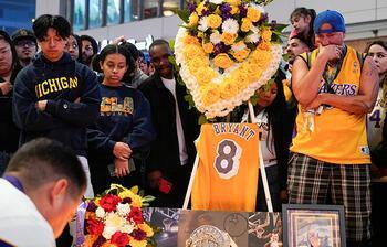 Spor dünyası Kobe Bryant'ın ölümünün ardından yasa boğuldu