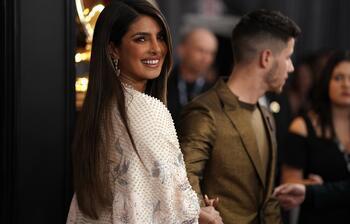 2020 Grammy Ödülleri: Priyanka Chopra Stili