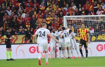 Göztepe - Beşiktaş maçının ardından: 'İş işten çoktan geçmişti'