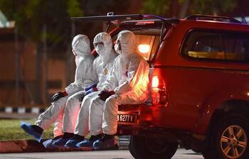 Çin'de salgında ölenlerin sayısı 2 bin 717'ye yükseldi