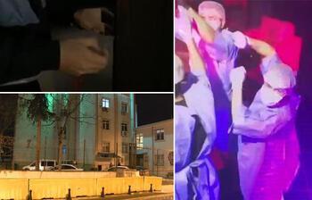 Büyükçekmece'deki 'korona partisi'ne operasyon! 11 kişi gözaltına alındı