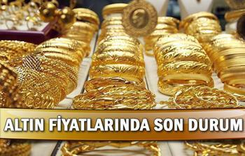 Bugün altın fiyatları ne kadar oldu? 31 Mart gram ve çeyrek altın alış satış fiyatı kaç TL? Canlı altın fiyatları takibi