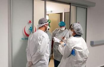 İstanbul Valiliği açıkladı: 3 bin 151 sağlık çalışanı için...