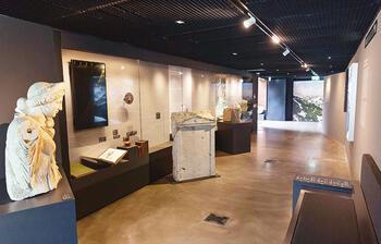 3D arkeoloji turu