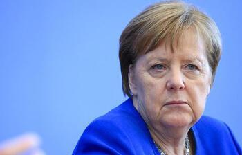Merkel karantinadan çıktı