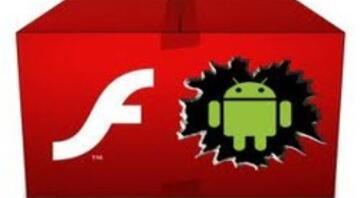 Adobe Flash Player Android cihazlarda çalışmayacak
