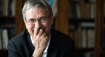 Orhan Pamuk: Hayatımın mutlu bir dönemindeyim bunu utanarak söylüyorum