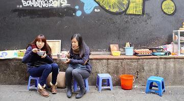 Vietnamın sokak lezzetlerinden nasıl başım döndü
