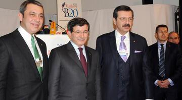 Türkiyeden Davosa G-20 damgası