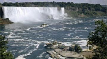 36 saatte Niagara Şelaleleri