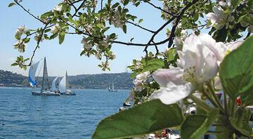 İstanbul'a bahar yakışır
