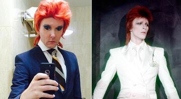 David Bowie kafası yaşamak için profesörlüğü bıraktı
