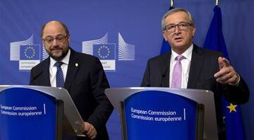 Juncker: Sabah 4e kadar Türk yetkililerle görüştük