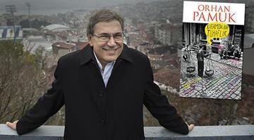 Orhan Pamuk, Kafamda Bir Tuhaflık romanıyla Londrada bir numara