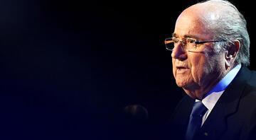 Sepp Blatterden Michel Platini ve ABDye büyük suçlama