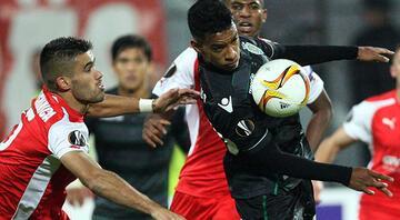 Avrupa Liginde yılın sürprizi Skenderbeu, Sporting Lizbonu 3-0 yendi
