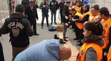 Trabzonsporu ayağa kaldıran görüntüler