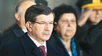 Başbakan Davutoğlundan Iraka mektup