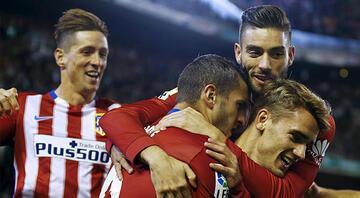 Atletico Madrid yine kazandı