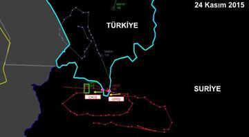 Genelkurmay'dan açıklama: İhlal radar izinde