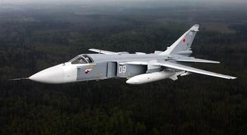 Türkiye sınırında düşürülen Rus savaş uçağıyla ilgili ABDden açıklama