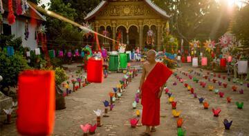 36 saatte Luang Prabang